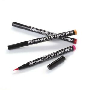 Stargazer Semi Permanent Lip Liner Pen up to 24hrs Full Range of Colours 1ml