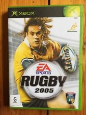 Rugby 2005 Xbox  PAL Game Complete - Aus Seller