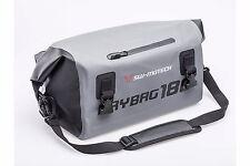 Sacoche de selle Sw-Motech Drybag 180. 18 l. Gris/Noir. Étanche. Universel Moto