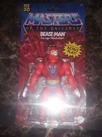 Mattel Retro Play Masters of the Universe MOTU Beast Man 2020
