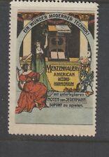 German Poster Stamp Music