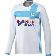 Maillot de football de clubs français blancs taille M