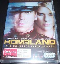 Homeland Complete First Season 1 (Australia Region 4) DVD
