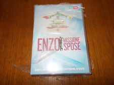 COFANETTO 4 DVD ENZO MICCIO MISSIONE SPOSE DIARIO DI UN WEDDING PLANNER REALTIME