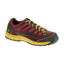 Men's Cat Footwear Streamline Shoe Red/Black 8 Wide #NBIHL-M221