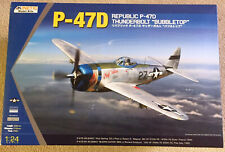 Kinetic 1/24 Republic P-47D Thunderbolt Bubbletop