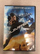 Jumper Movie, Good DVD Hayden Christensen Science Fiction Thriller