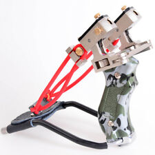 Hunting PRO Folding Wrist Sling Shot High Velocity Brace Catapult Slingshot