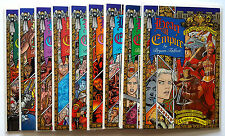 Heart of Empire The Legacy of Luther Arkwright #1-9 Full Set (1999 Dark Horse)