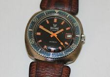 Precimax 17 Jewels funcionan Kal. as St 1950/51 vintage reloj hombre 40 mm