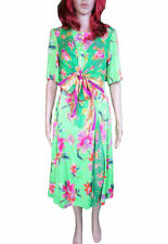 Silk Party Short Sleeve Maxi Dresses for Women