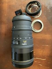 Sigma EX APO HSM 70-200mm f/2.8 For Nikon AS-IS  for  japan 545210