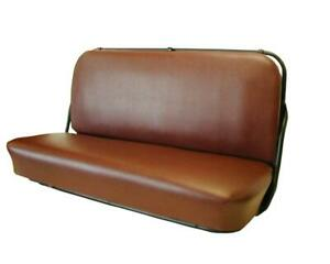 Chevy Pickup Standard Cab Seat Upholstery for Front Bench 1947-1954
