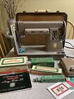 *Vintage* Singer Sewing Machine 301a With Accessories And Case