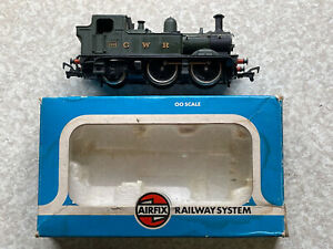 AIRFIX 54152-7 0-4-2 1400 14XX CLASS GWR TANK LOCO '1466' BOXED NICE RUNNER