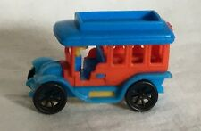 Bruder Mini Vintage Antique Toy Car Snap Together Plastic Made In Germany #1