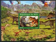 Mali 2018 CTO Dinosaurs T-Rex 1v M/S I Prehistoric Animals Stamps