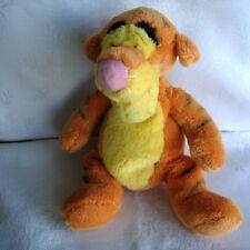 Doudou Tigre Disney Nicotoy - Orange Jaune