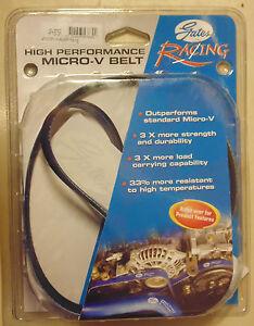 GATES Racing 4PK875R Rib Belt for Nissan 200SX / Silvia S14 SR20DET JDM SR20DE