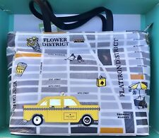 Kate Spade New York Francis Tote Bag Purse Handbag NWT Yellow Taxi Cab