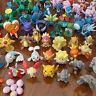 24pcs Pokemon Auction Figures Pikachus Japan Anime Lots Mini toys HOT Gift