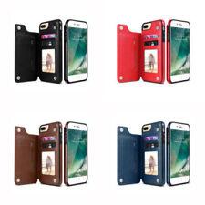 Fundas y carcasas brillantes, modelo Para iPhone 7 Plus de piel sintética para teléfonos móviles y PDAs