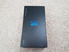NEW SAMSUNG GALAXY S8 BLACK UNLOCKED SM-G950U 64GB VERIZON AT&T T-MOBILE