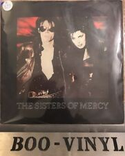 """SISTERS OF MERCY THIS CORROSION / TORCH 1987 GOTH ROCK 7"""" VINYL JIM STEINMAN!"""