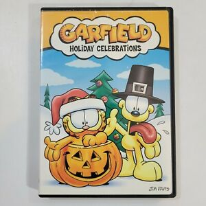 Garfield: Holiday Celebrations (DVD, 2004)