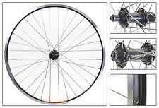 Wheel Pair 26x1.5 Weinmann ZAC19 Black MSW 32 M430 Black SS2.0SL