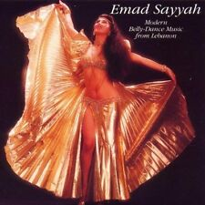 Emad Sayyah Modern belly-dance music from Lebanon [CD]
