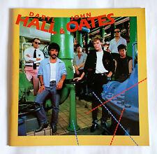DARYL HALL & JOHN OATES JAPAN TOUR 1982 CONCERT PROGRAM BOOK