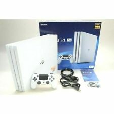 PlayStation CUH-7200BB02 4 Pro Game Console - Glacier White