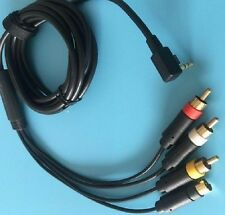 S-Video TV AV Cable Cord for Sony PSP 2000/3000 Game Console cable