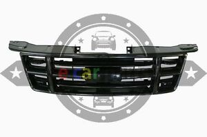 FOR ISUZU D-MAX TF 10/2008-6/2012 FRONT GRILLE BLACK