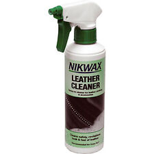 Nikwax 300ml Motorbike / Bike / Horse Riding Leather Suit / Clothing Cleaner