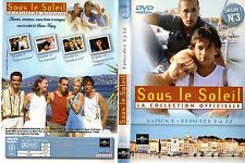 SOUS LE SOLEIL - Collection Officielle - DVD N°3 - Saison 1 - Episodes 9 à 12