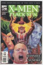 X-Men Black Sun #3  - Marvel - 2000, Banshee and Sunfire