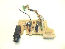 DENON DN-T620 CD/CASSETTE PARTS - board/jack - headphone  GU-3061-3