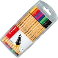 Stabilo Fineliner point 88 10er Etui 8810