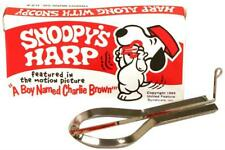 Trophy Music #3490 Snoopy's Jaw Harp - Classic Musical Instrument, Toy