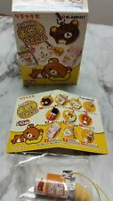 Re-Ment Rilakkuma Can of chips Cellphone charm Kiiroitori NEW Rement