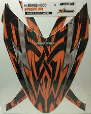 AMR Racing Graphic Decal Wrap Kit Sale For Arctic Cat M SERIES HOOD BOLT THROWER