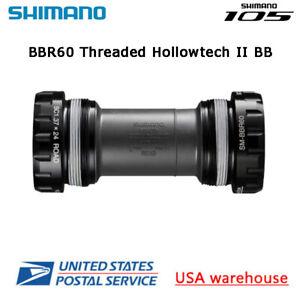 Shimano 105 Ultegra SM-BBR60 Hollowtech II Threaded 68mm / 70mm Bottom Bracket