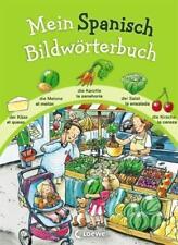 Mein Spanisch Bildwörterbuch (2013, Gebundene Ausgabe)