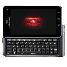 Used with restarting problem Motorola Droid 3 Verizon Xt862 Verizon Cell Phone