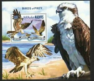 Maldives Stamp - Birds of Prey Stamp - NH
