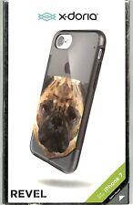 X-Doria - Revel Case for iPhone 7, 8 - Pixel Pug