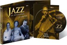 PELICULA  DIVISA HV  DVD  JAZZ : LA HISTORIA  NUEVO (SIN ABRIR)