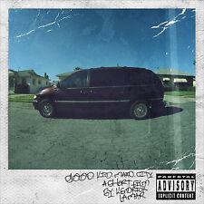 Kendrick Lamar GOOD KID, M.A.A.D. CITY Deluxe Edition GATEFOLD New Vinyl 2 LP